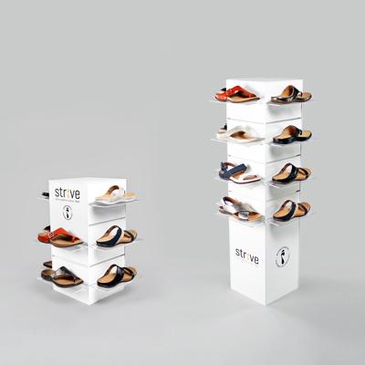 Strive Footwear Display Stand